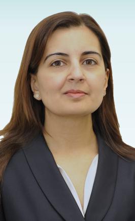 Humma Shahid Consultant Opthalmologist Cambridge